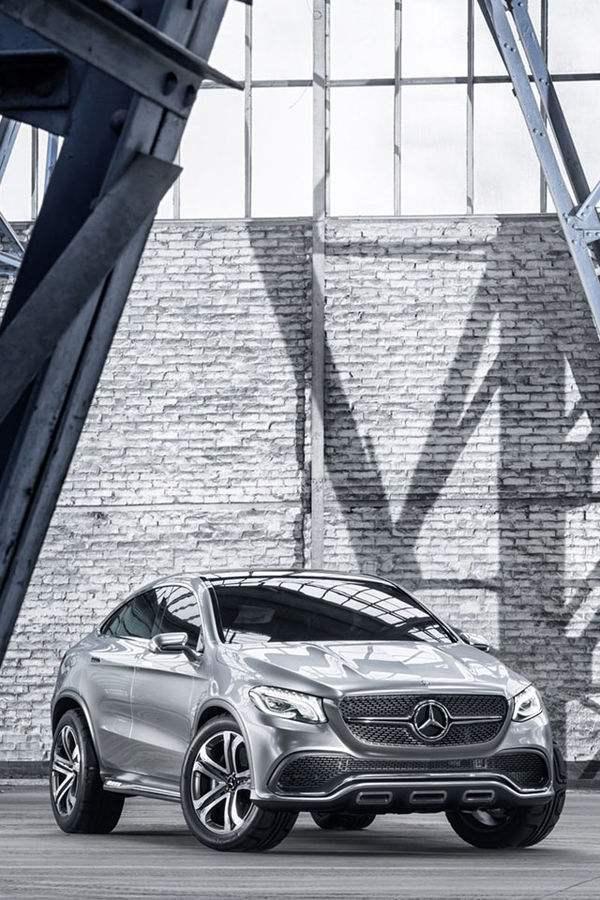 高级奔驰汽车手机壁纸
