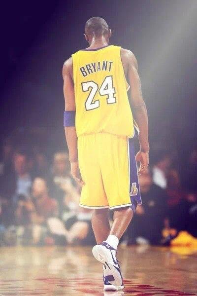 篮球明星科比Kobe手机壁纸