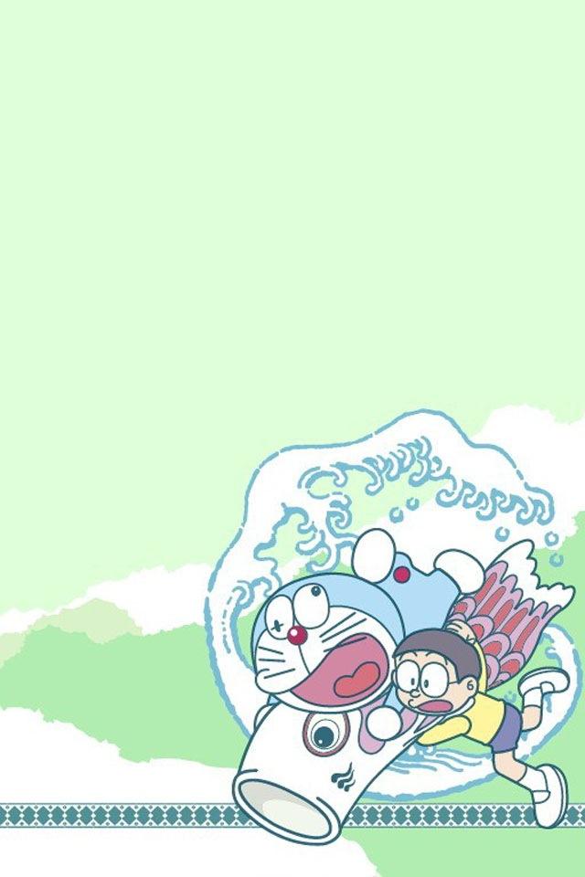 哆啦A梦卡通手机壁纸