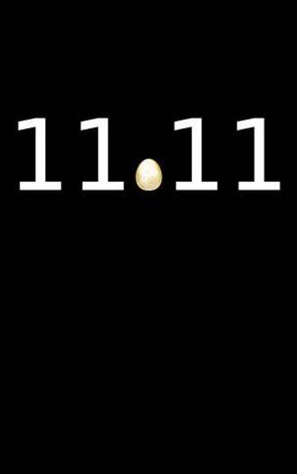 双十一11.11光棍节手机壁纸