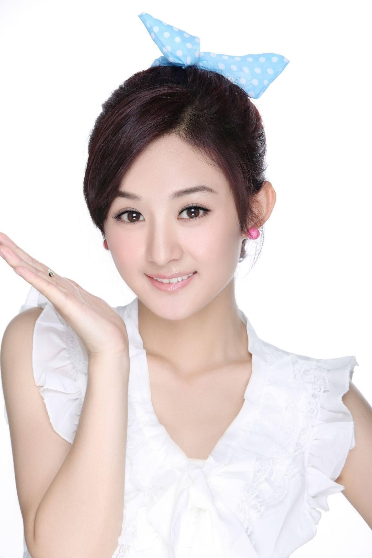 亚洲第一美女星赵丽颖手机壁纸