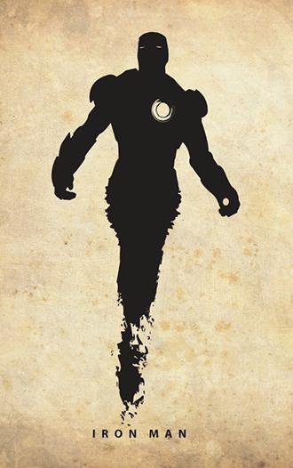 美国漫威电影钢铁侠手机壁纸
