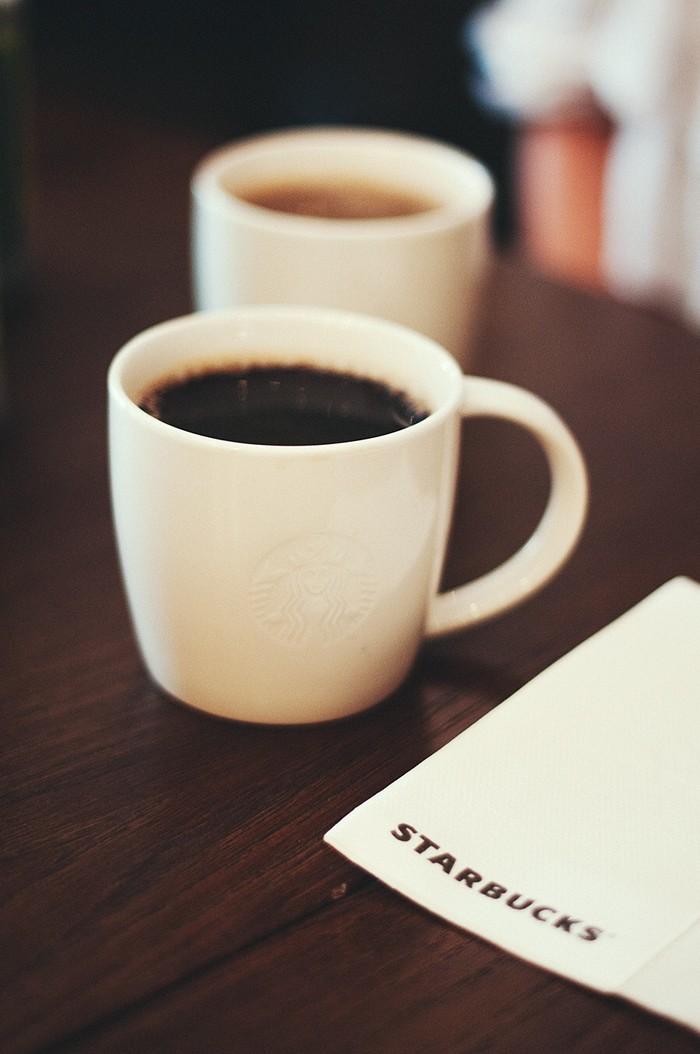 咖啡手机壁纸