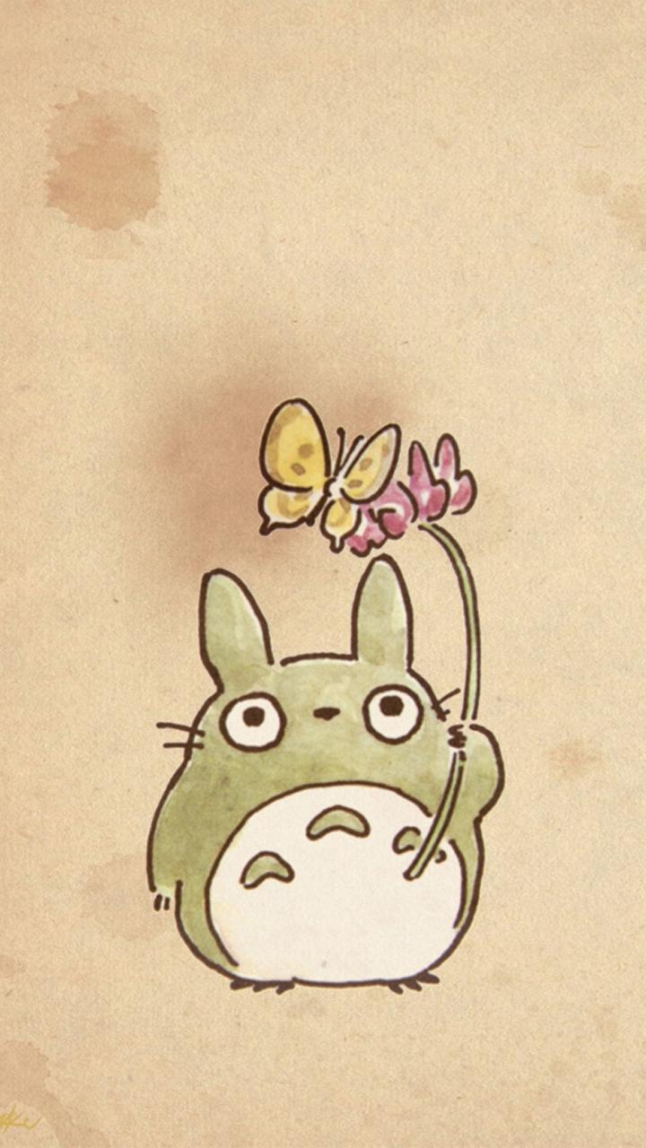 龙猫手机壁纸高清大图