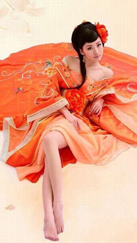 古装系美女手机壁纸