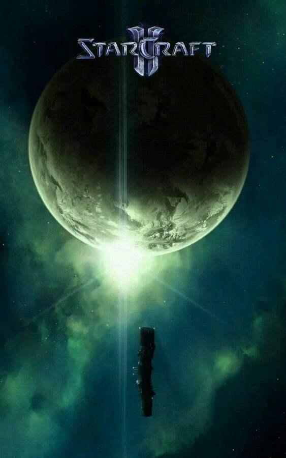 星际争霸游戏手机壁纸
