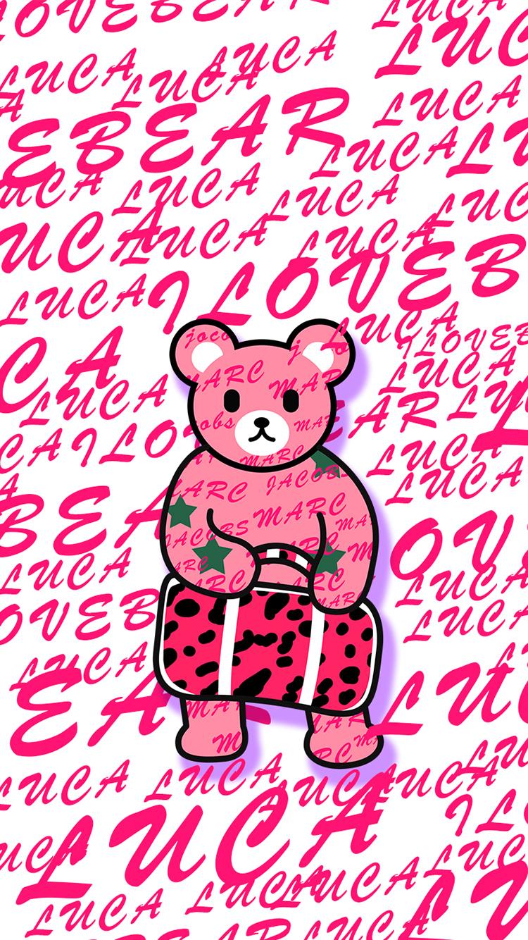 Luca卡通手机壁纸