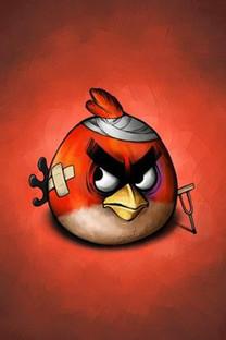 愤怒的小鸟手机壁纸