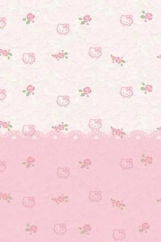 粉色简约手机壁纸桌面