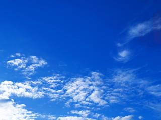 蔚蓝天空高清壁纸图片