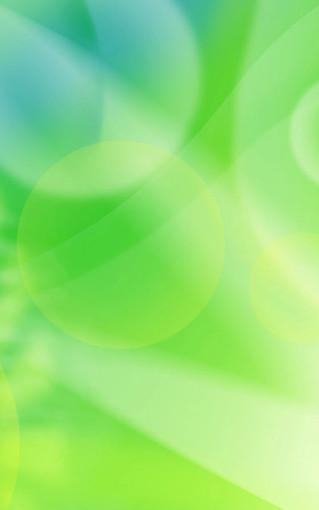 繽紛綠色系高清手機壁紙