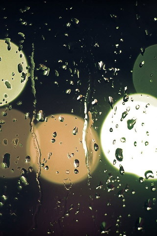 露水水滴高清手机壁纸