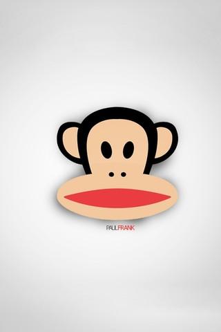 大嘴猴高清手机壁纸