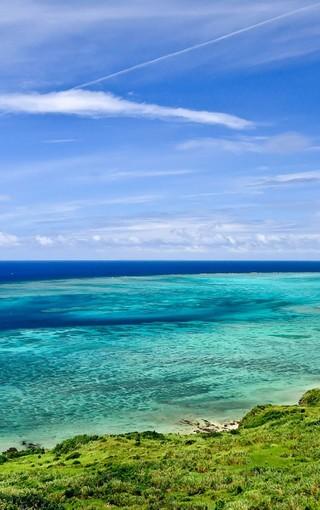 蓝天白云手机壁纸图片