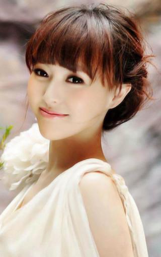 唐嫣清纯美女明星写真iphone4s手机壁纸