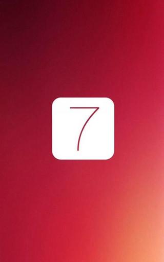 ios7苹果手机壁纸