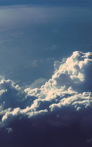 大图唯美云团风景壁纸 第7页-zol手机壁纸图片