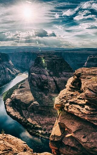高清美国大峡谷风景图片 第2页-zol手机壁纸