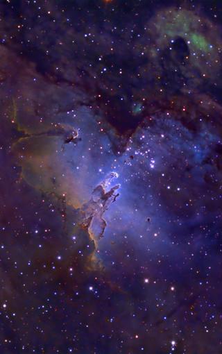 太空唯美风景iphone手机壁纸