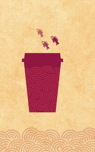 咖啡主题vivo手机壁纸