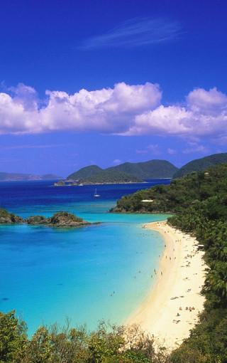 加勒比海风景手机壁纸 第4页-zol手机壁纸