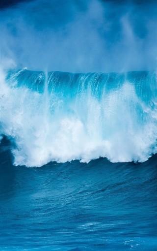 壮观海浪高清手机壁纸