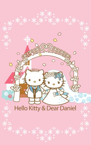 hello kitty可爱卡通手机壁纸