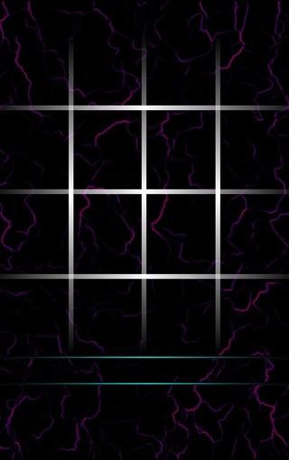 iphone黑色手机屏锁壁纸