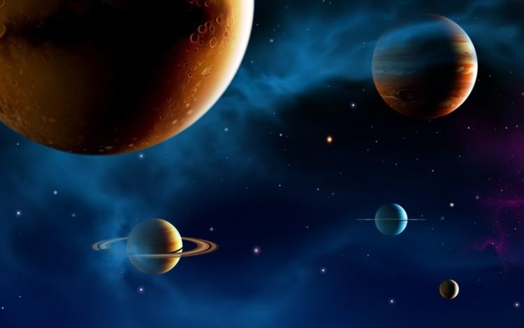 宇宙太空高清手机壁纸